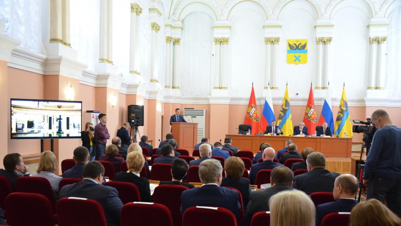 Новым Главой Оренбурга выбран Владимир Ильиных