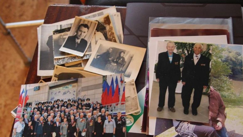 Об оренбургском ветеране в Вологде пишут книгу