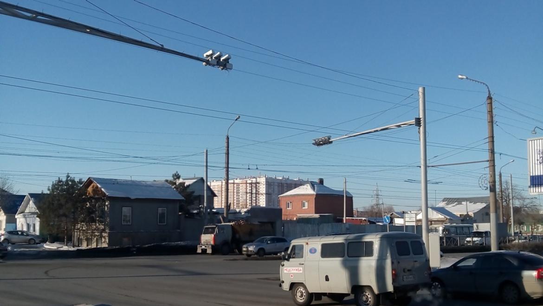 В Оренбургской области установлены новые камеры фотофиксации ДТП