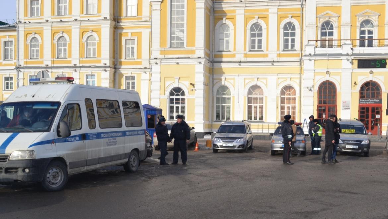 Госавтоинспекцией Оренбурга проведено профилактическое мероприятие