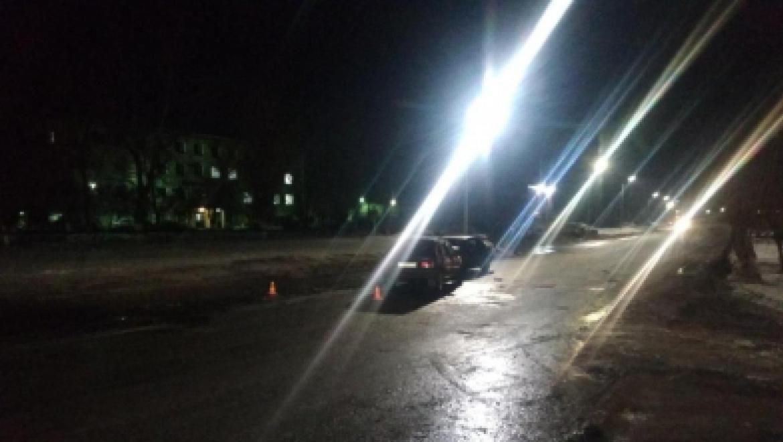 ДТП на улице Котова города Оренбурга