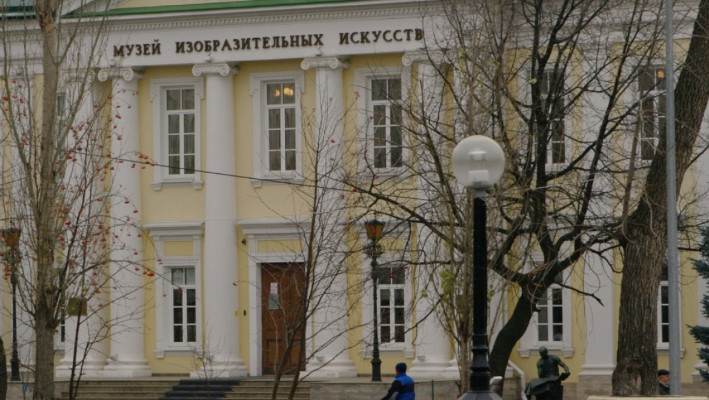 Оренбургский музей изобразительных искусств отмечает 60-летний юбилей