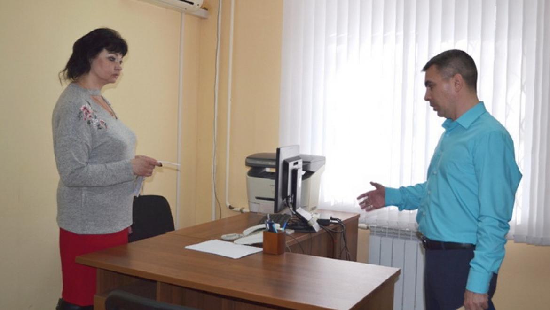 Член общественного совета посетила отдел полиции №3 МУ МВД России «Оренбургское»