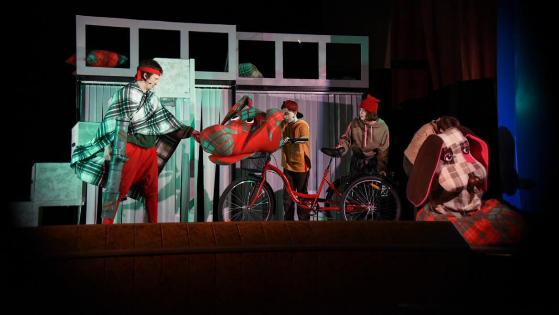 Оренбургский театр кукол готовит «Настоящую историю бременских музыкантов»