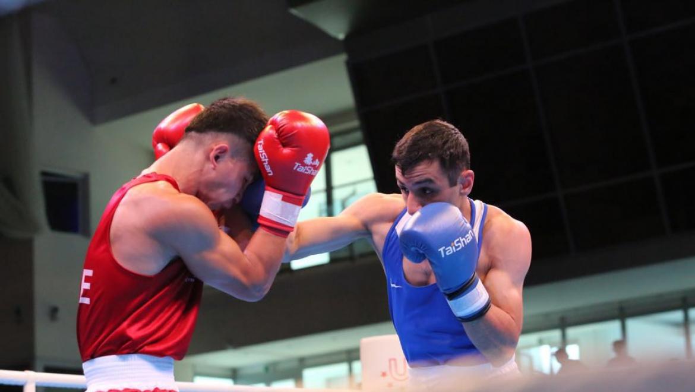 Поединок завершился единогласной победой Габила Мамедова