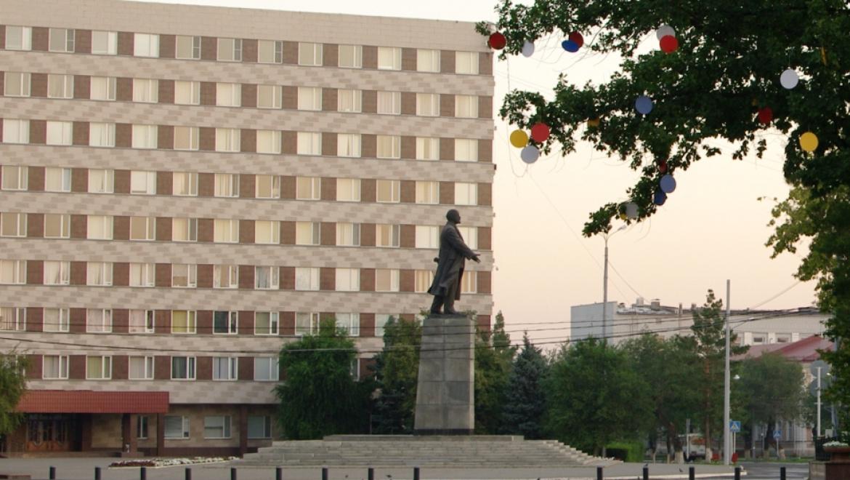 Семинар по благоустройству площади Ленина Оренбурга
