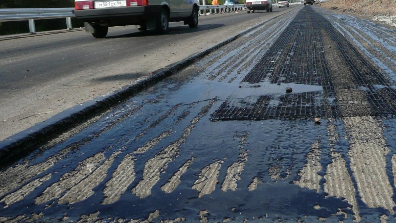 Начат ямочный ремонт территориальных дорог Оренбуржья
