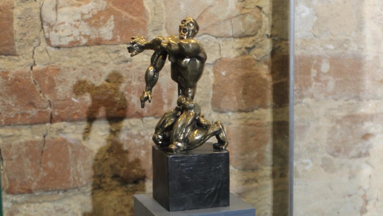 Фонд «Евразия» выставил в Галерее выдающихся оренбуржцев уникальные экспонаты Эрнста Неизвестного
