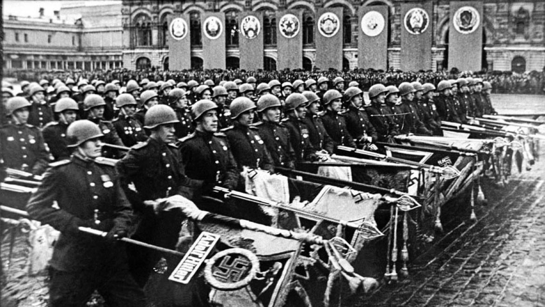75 лет со дня проведения Парада Победы на Красной площади в Москве