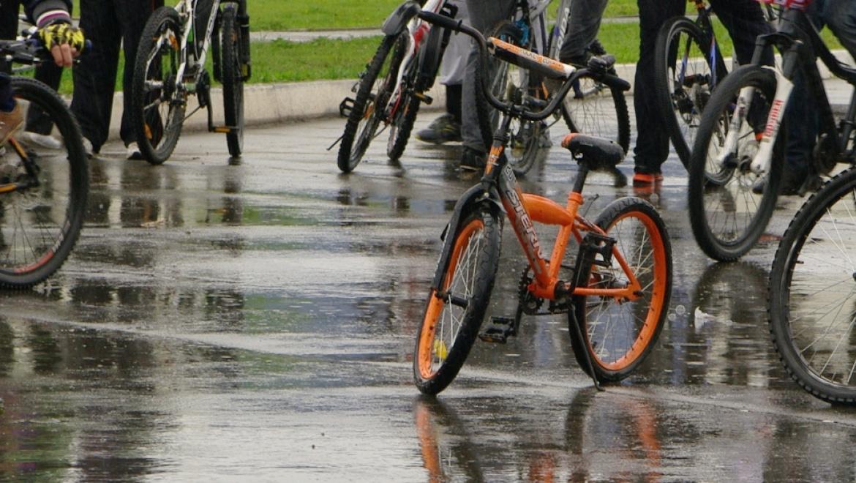 Полицейские Оренбурга задержали подозреваемого в краже двух велосипедов