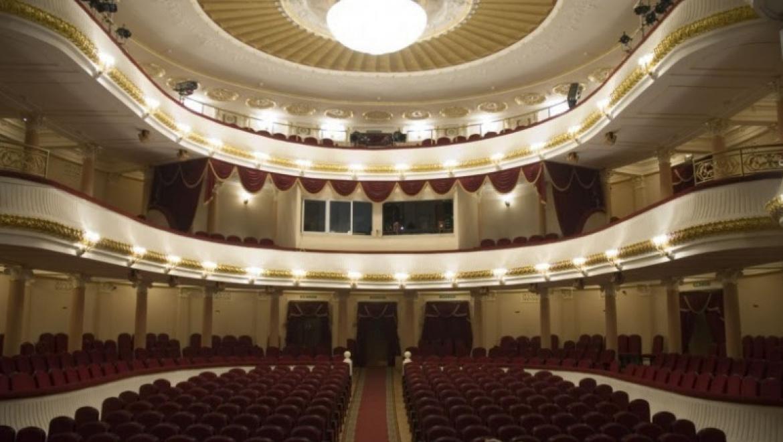 Открытие театрального сезона состоится 1 октября