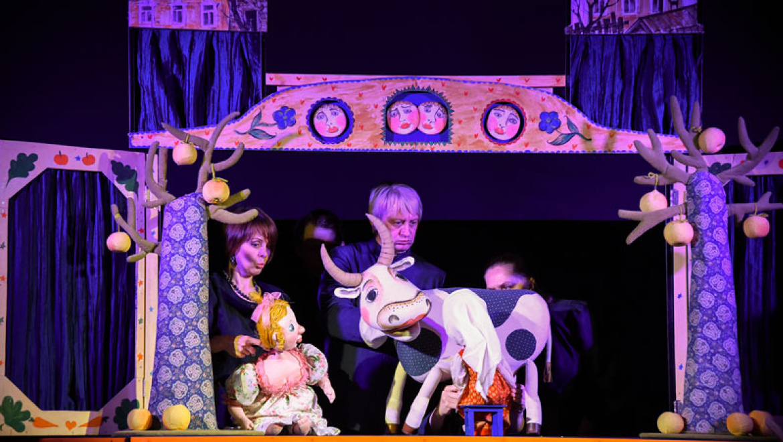 Оренбургский областной театр кукол 8 октября откроет новый сезон