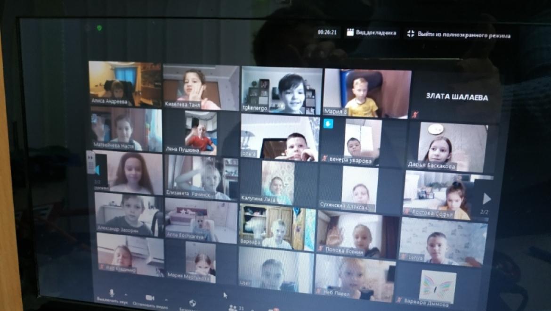 Сотрудники Госавтоинспекции Оренбурга провели урок дорожной безопасности в онлайн-режиме
