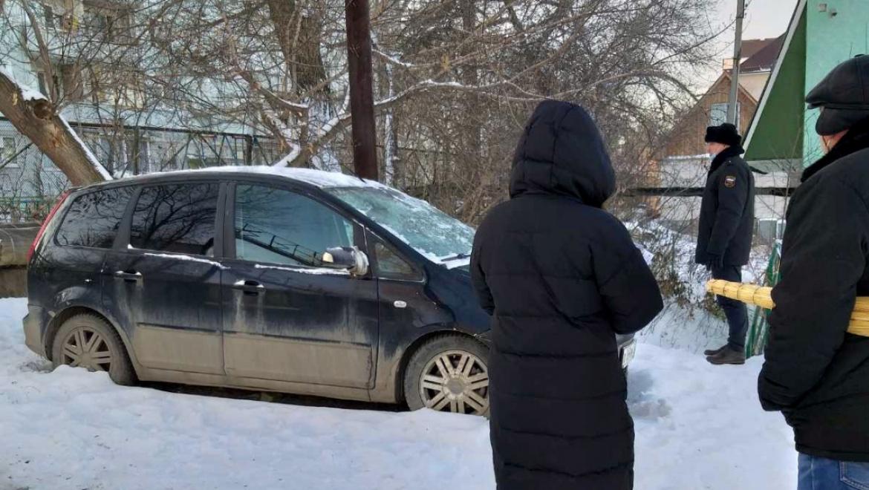 Оренбуржец лишился двух автомобилей за долги по отоплению перед ЭнергосбыТ Плюс