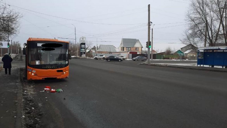 Пешеход скончался в карете скорой помощи