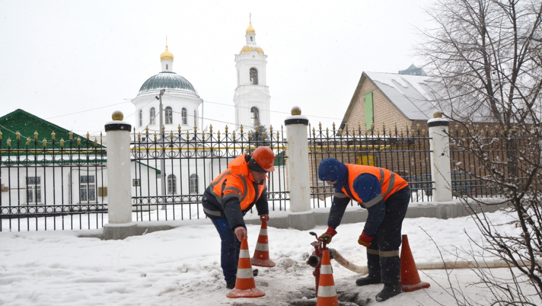 «Росводоканал Оренбург» гарантирует оренбуржцам чистую крещенскую воду