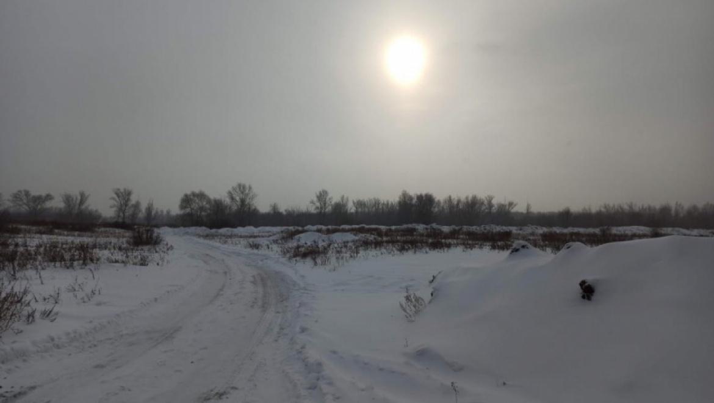 Проверка выгрузки снега в неустановленных местах