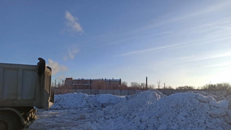 Сотрудники ГИБДД Оренбурга остановили вывоз мусора на улицу Рокоссовского