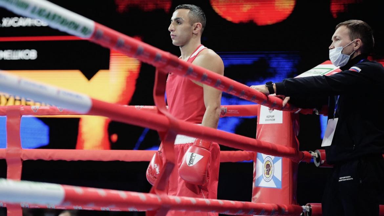 Дмитрий Скопинцев – лучший тренер Оренбургской области по боксу
