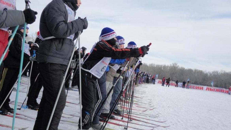 Всероссийская лыжная гонка «Лыжня России - 2021»  в Оренбургской области