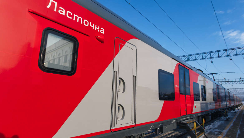 Электропоезд «Ласточка» запустили по маршруту Орск – Оренбург – Орск