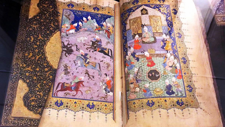 Музей Востока совместно с Оренбургским губернаторским музеем начал описание региональной коллекции восточных рукописей
