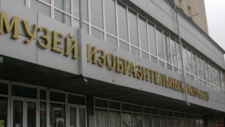 Открытие выставочного проекта «Молодые художники» в Оренбурге