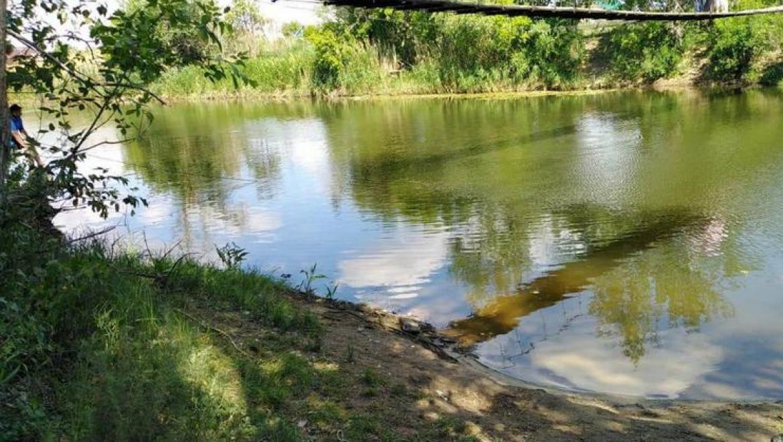 Малолетние дети утонули в пруду