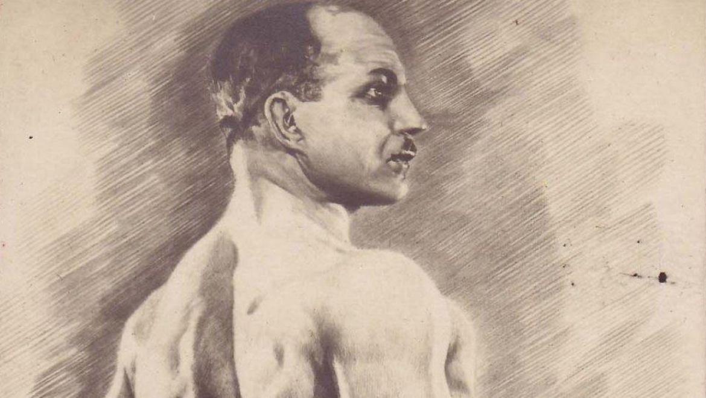 В Оренбурге открывается памятник выдающемуся цирковому атлету ХХ века Александру Ивановичу Зассу (Самсону)