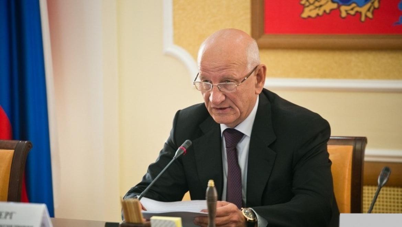 Губернатор Оренбургской области Юрий Берг открыл свой блог в Интернете