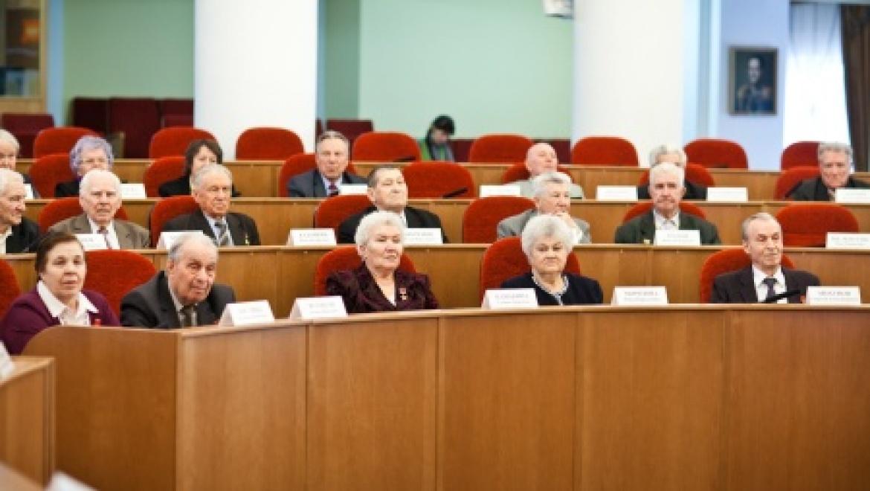 Заседание Совета старейшин при Губернаторе Оренбургской области