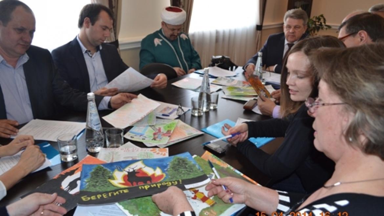 В УМВД состоялось заседание Общественного совета