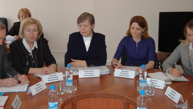 Общественный совет при УФНС России по Оренбургской области провел первое заседание