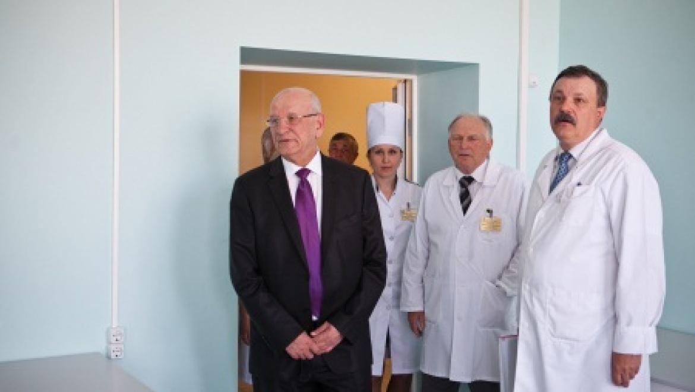 Губернатор Юрий Берг провел заседание попечительского Совета
