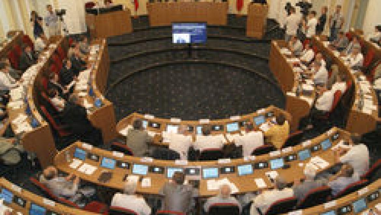 11 июня очередное заседание Заксоба области