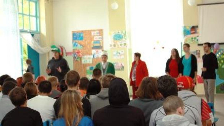 День профилактики устроили сотрудники оренбургского наркоконтроля для подростков