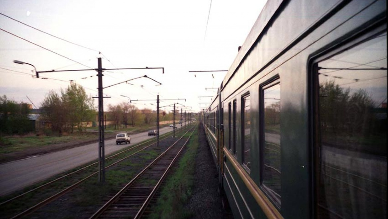 В связи с путевыми работами изменяется расписание ряда пассажирских поездов