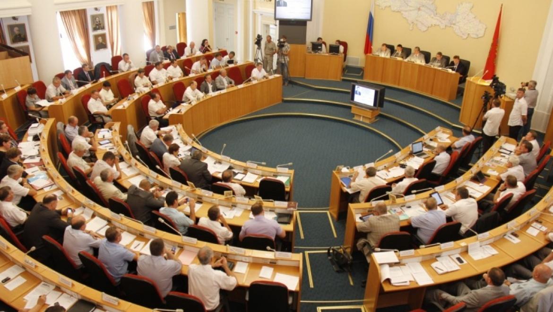 11 августа состоится внеочередное заседание Законодательного Собрания