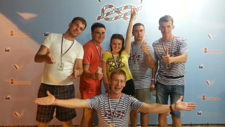 В Международном слете «Таврида» в Крыму принимает участие молодежь из Оренбуржья