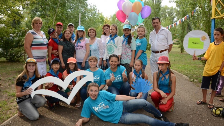 Директор межрегиональной общественной организации «Содействие детскому отдыху» Галины Суховейко посетила наш город