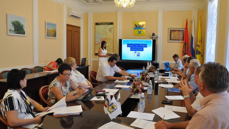 Андрей Шевченко провел очередное совещание по приоритетным вопросам развития Оренбурга