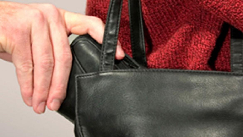 В Оренбурге по пути на службу полицейский задержал подозреваемую в краже кошелька