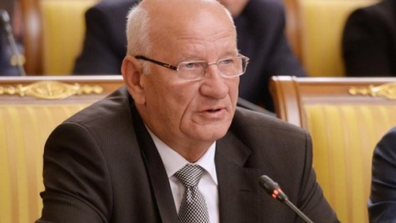 Юрий Берг выступил на заседании Правительства России