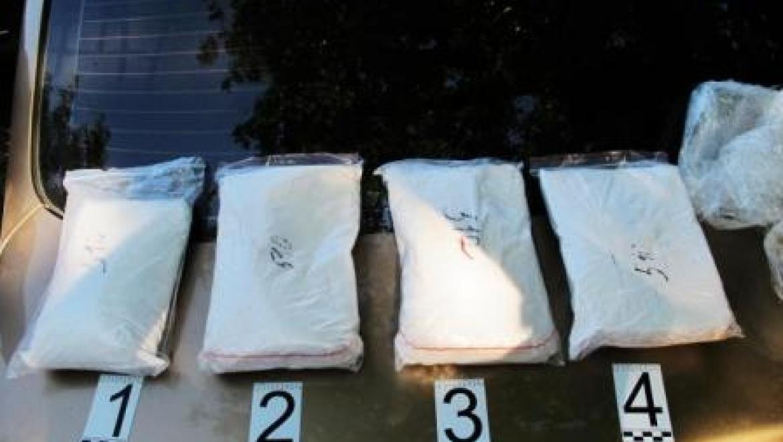 16 кг синтетических наркотиков изъято в ходе операции «Восточный экспресс»