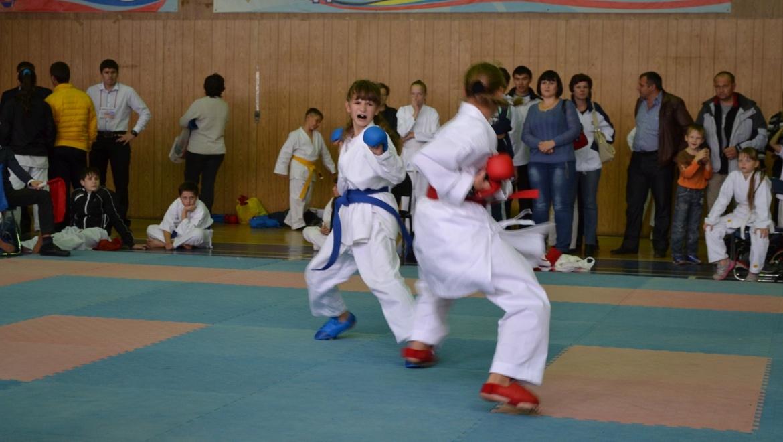В Оренбурге прошел первый межрегиональный турнир по спортивному каратэ