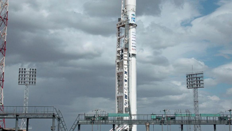 Ракету-носитель «Днепр» освятили перед запуском