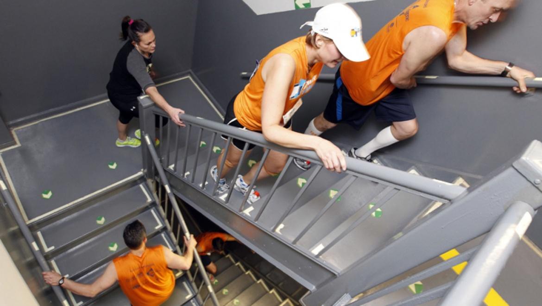 В Казани состоится первый городской забег по лестнице небоскреба