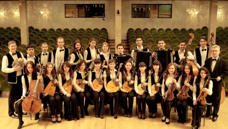 Оркестр из Казани – в гостях у Оренбуржцев
