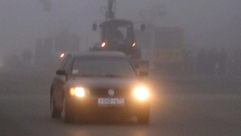 В ночные часы в Казани ожидается туман с видимостью менее 500 метров