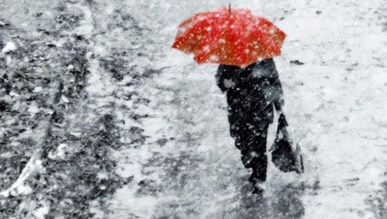 В Казани ожидаются осадки в виде дождя и мокрого снега